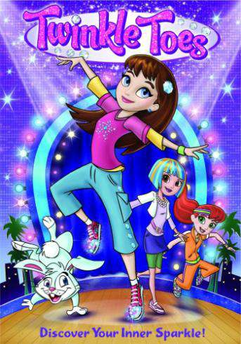 Twinkle Toes, Movie on DVD, Family Movies, Kids