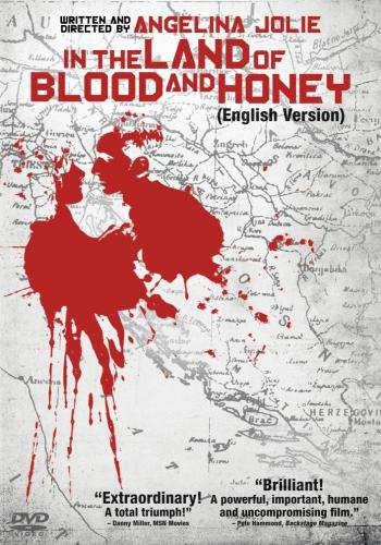 In the Land of Blood and Honey, Movie on DVD, Drama Movies, Romance