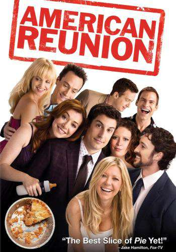 American Reunion, Movie on DVD, Comedy
