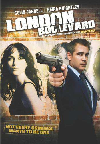 London Boulevard, Movie on DVD, Action Movies, Drama