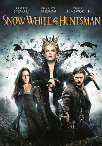 Snow White and the Huntsman, Movie on DVD, Action Movies, Adventure