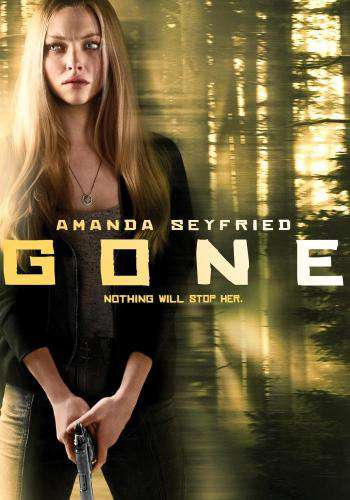 Gone (2012), Movie on DVD, Drama Movies, Suspense