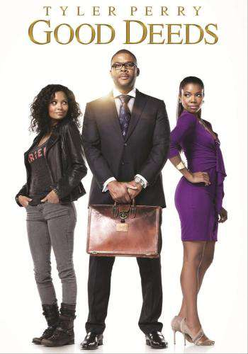 Tyler Perry's Good Deeds, Movie on DVD, Drama Movies, Romance