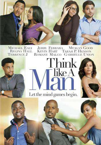 Think Like A Man, Movie on DVD, Comedy Movies, Romance