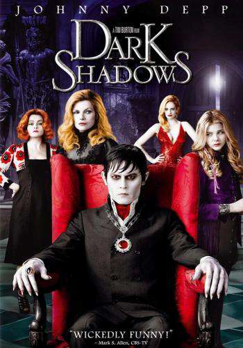 Dark Shadows (2012), Movie on DVD, Comedy