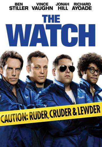 The Watch, Movie on DVD, Comedy