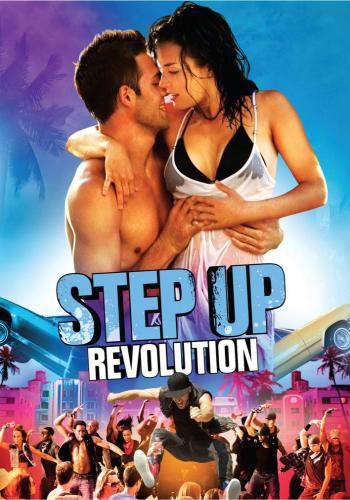 Step Up Revolution, Movie on DVD, Drama Movies, Romance