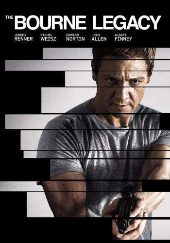 The Bourne Legacy, Movie on DVD, Action