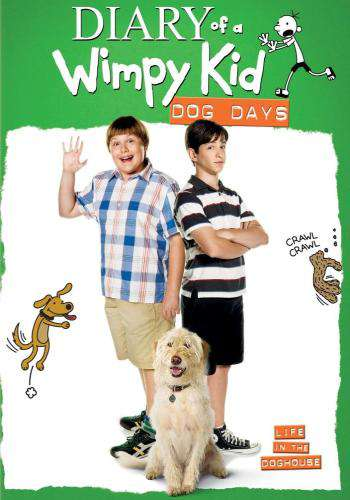 Diary of a Wimpy Kid: Dog Days, Movie on DVD, Family