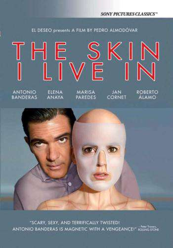 The Skin I Live In, Movie on DVD, Drama Movies, Foreign
