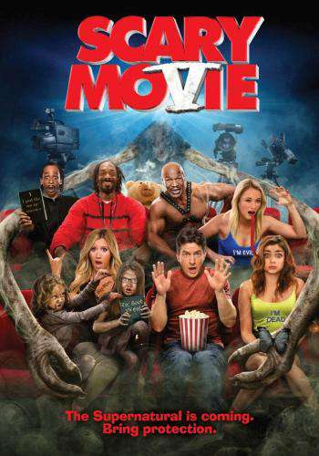 Scary Movie 5, Movie on DVD, Comedy Movies, Horror