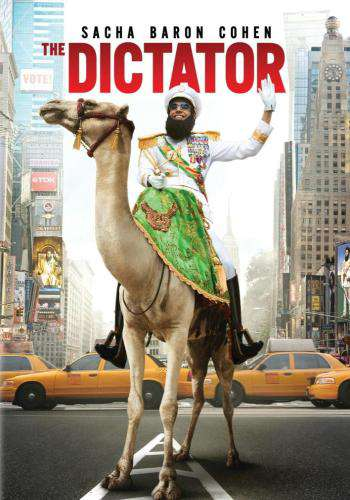 The Dictator , Movie on DVD, Comedy