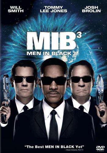 MIB 3, Movie on DVD, Comedy
