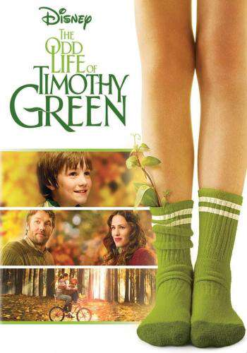 The Odd Life of Timothy Green, Movie on DVD, Comedy Movies, Drama Movies, Family