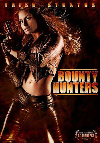 Bounty Hunters, Movie on DVD, Action Movies, Suspense