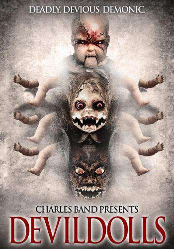 Devil Dolls, Movie on DVD, Horror