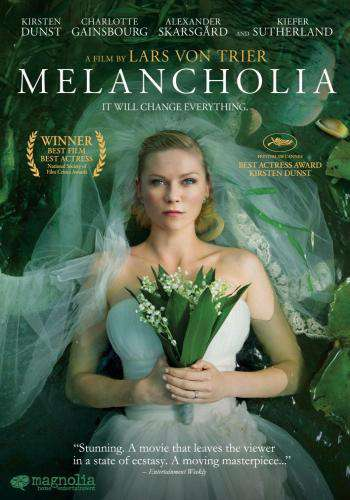 Melancholia, Movie on DVD, Drama Movies, Action Movies, Sci-Fi & Fantasy