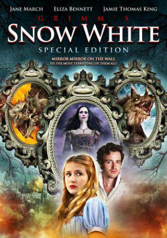 Grimm's Snow White, Movie on DVD, Action Movies, Adventure