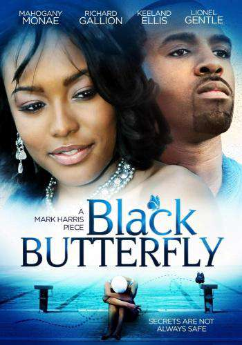 Black Butterfly, Movie on DVD, Drama