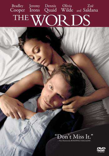 The Words, Movie on DVD, Drama