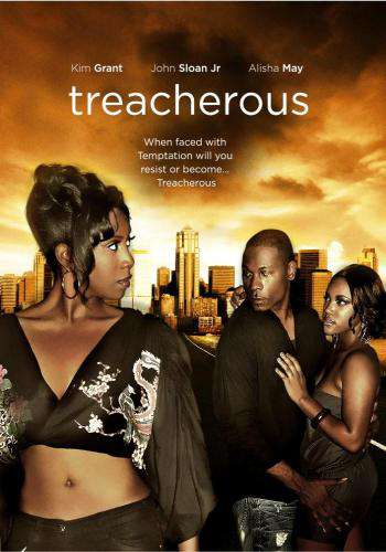 Treacherous, Movie on DVD, Drama Movies, Suspense