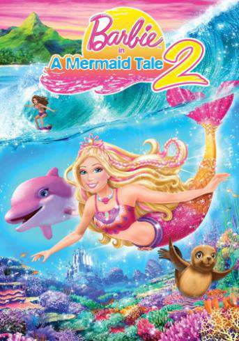Barbie in a Mermaid Tale 2, Movie on DVD, Family Movies, Kids