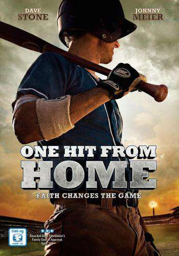One Hit From Home, Movie on DVD, Drama Movies, Family