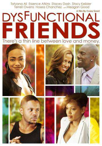 Dysfunctional Friends, Movie on DVD, Comedy Movies, Drama
