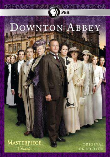 Downton Abbey (The Complete Season One), Movie on DVD, Drama