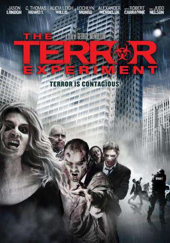 The Terror Experiment, Movie on DVD, Horror Movies, Action Movies, Sci-Fi & Fantasy