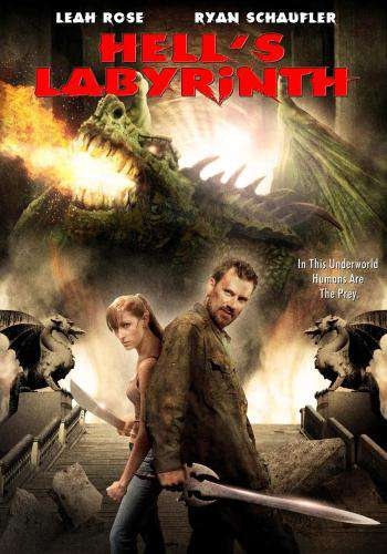 Hell's Labyrinth, Movie on DVD, Horror Movies, Action Movies, Sci-Fi & Fantasy