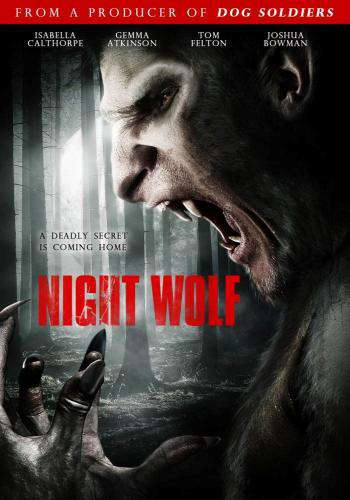 Night Wolf, Movie on DVD, Horror Movies, Action