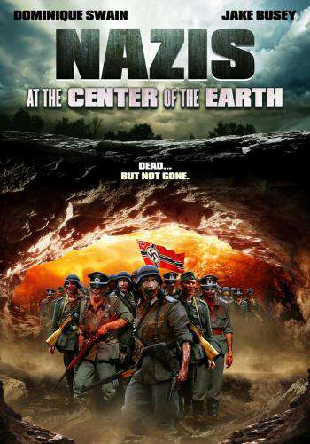 Nazis at the Center of the Earth, Movie on DVD, Action Movies, Adventure