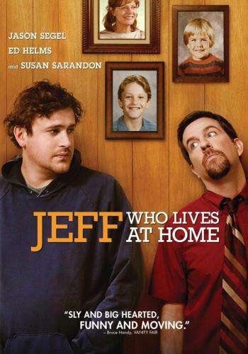 Jeff Who Lives At Home, Movie on DVD, Comedy