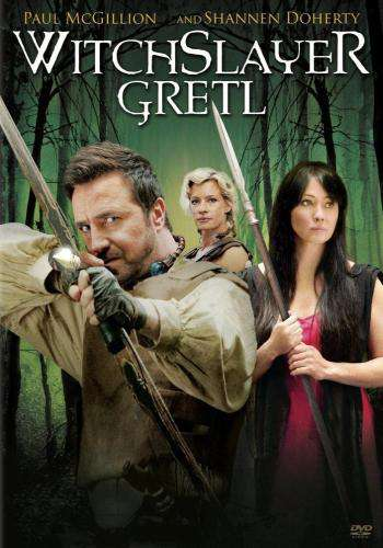 Witchslayer Gretl, Movie on DVD, Drama Movies, Action Movies, Sci-Fi & Fantasy