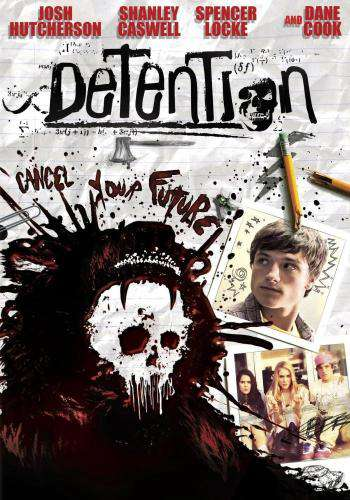 Detention, Movie on DVD, Comedy Movies, Horror