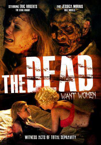 The Dead Want Women, Movie on DVD, Horror
