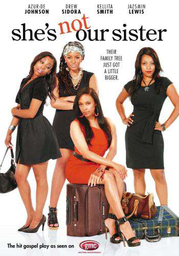 She's Not Our Sister, Movie on DVD, Comedy Movies, Drama