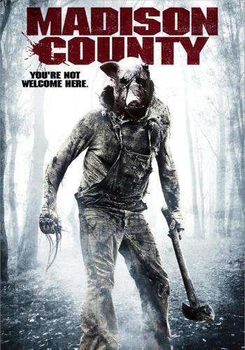 Madison County, Movie on DVD, Horror