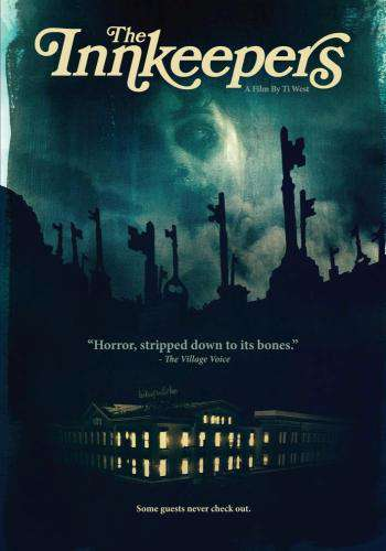 The Innkeepers, Movie on DVD, Horror Movies, Suspense