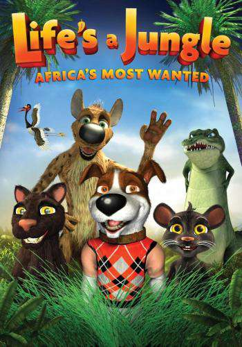 Life's a Jungle: Africa's Most Wanted, Movie on DVD, Family Movies, Kids