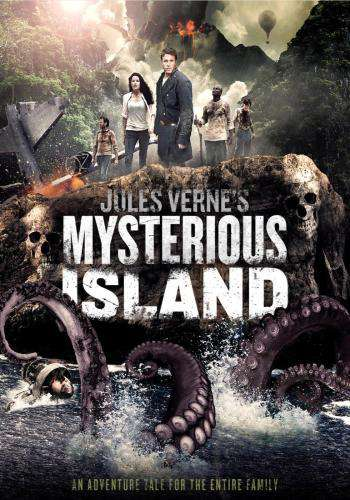 Jules Verne's Mysterious Island, Movie on DVD, Action Movies, Drama Movies, Adventure Movies, Sci-Fi & Fantasy