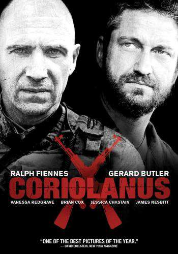 Coriolanus, Movie on DVD, Action Movies, Drama