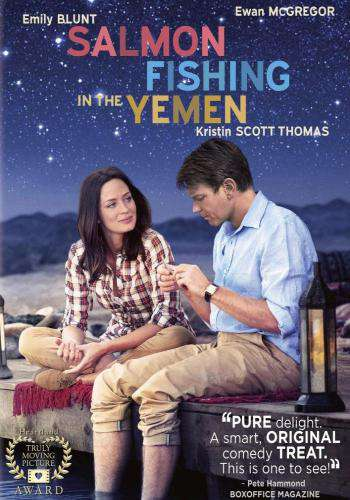 Salmon Fishing in the Yemen, Movie on DVD, Comedy Movies, Drama Movies, Romance