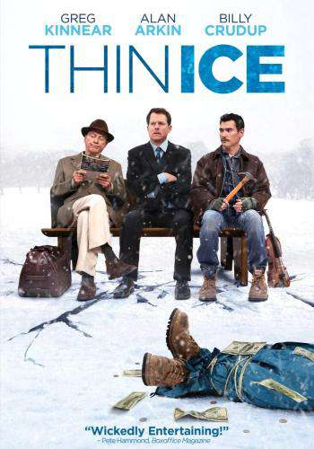 Thin Ice, Movie on DVD, Comedy Movies, Drama Movies, Suspense