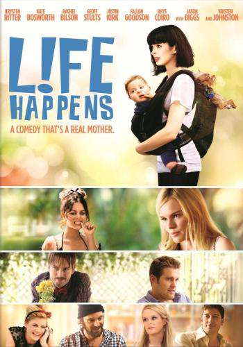 Life Happens, Movie on DVD, Comedy