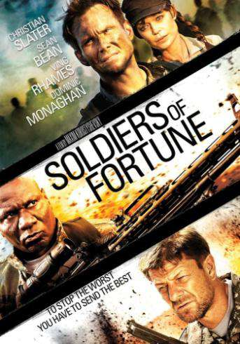 Soldiers of Fortune, Movie on DVD, Action Movies, Adventure Movies, War & Western