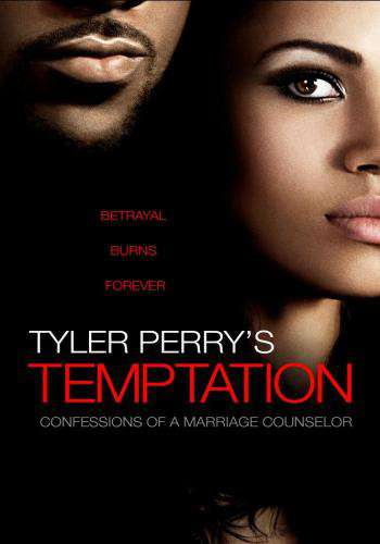 Tyler Perry's Temptation: Confessions of a  Marriage Counselor, Movie on DVD, Drama