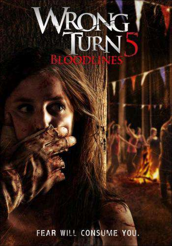 Wrong Turn 5, Movie on DVD, Action Movies, Horror