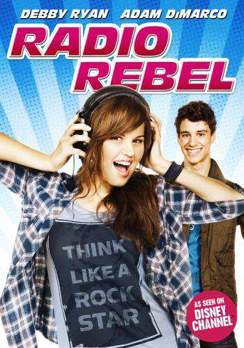 Radio Rebel, Movie on DVD, Comedy Movies, Family